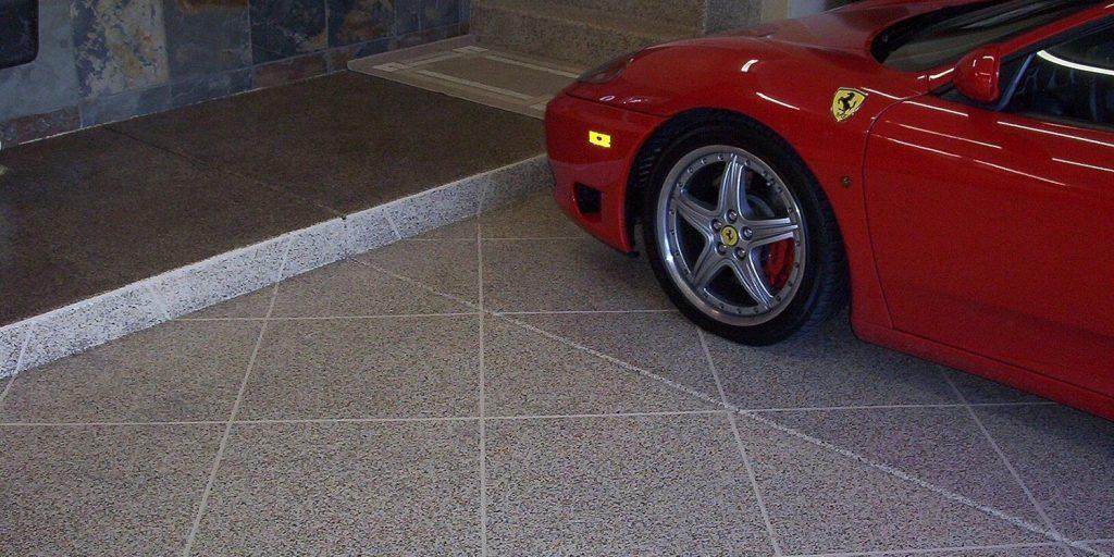 Epoxy Flooring Cleveland - Garage Floor Epoxy 1