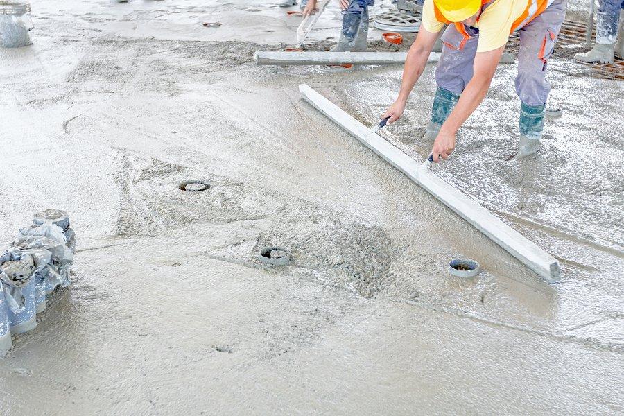 Cleveland Epoxy Flooring Installation