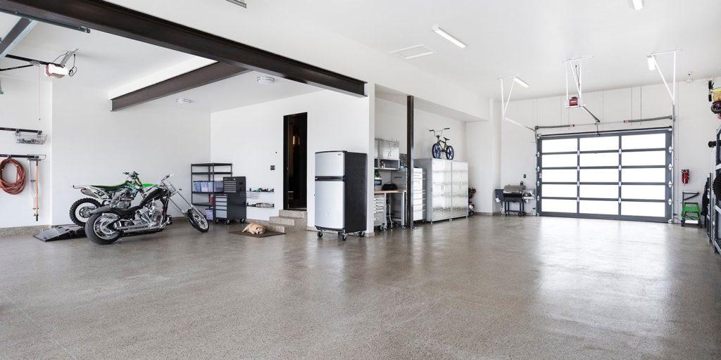 Cleveland Epoxy Garage Flooring Service