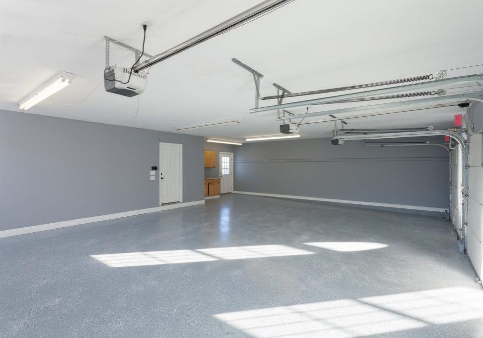 Epoxy Flooring Cleveland - Garage Floor Epoxy 2