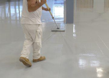 Cleveland Decorative Epoxy Flooring