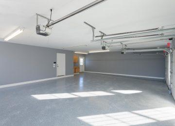 Cleveland Garage Floor Epoxy